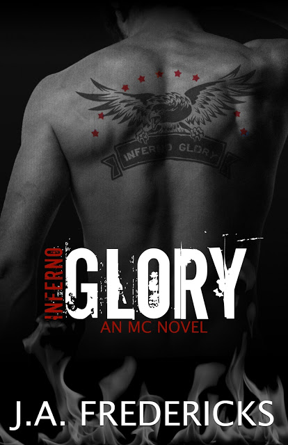 Inferno Glory Ebook Cover
