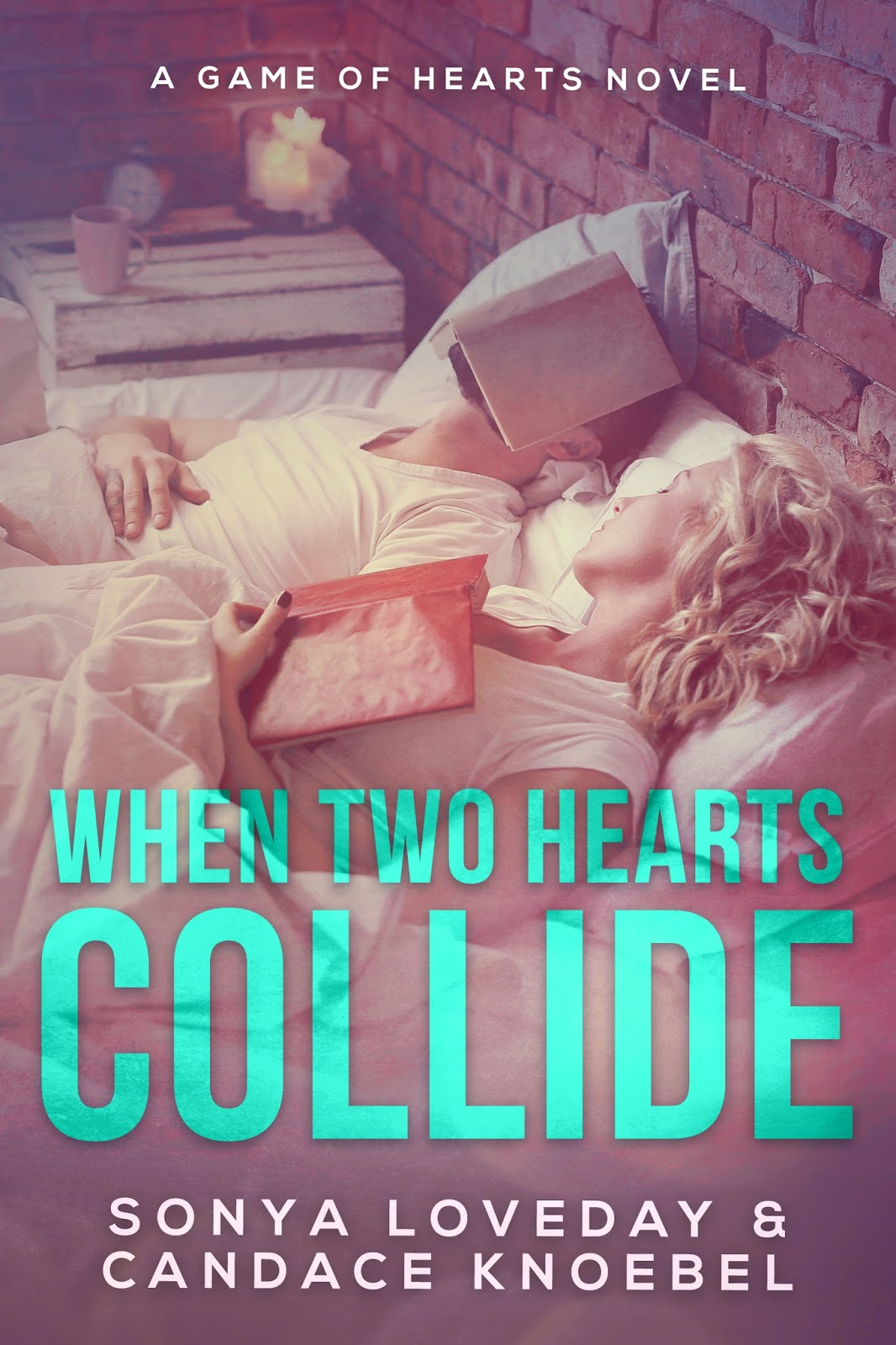 Blitz! When Two Hearts Collide By Sonya Loveday And Candace Knoebel