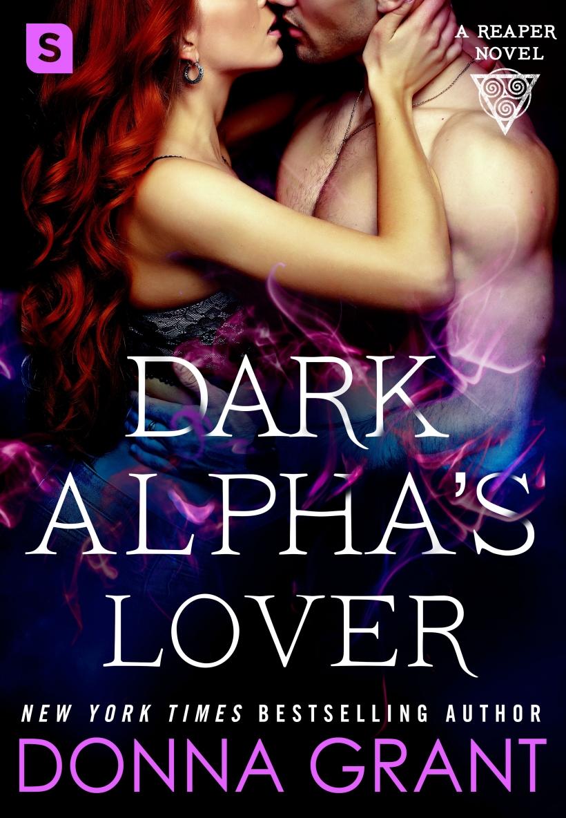 Dark Alpha's Lover cover
