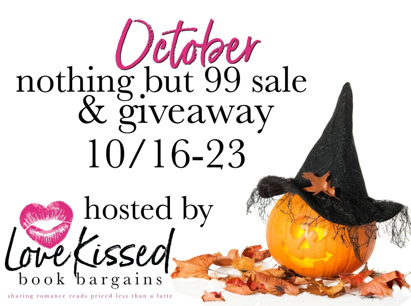 October nothing but 99 sale & giveaway